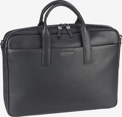 BOGNER Aktentasche in schwarz, Produktansicht