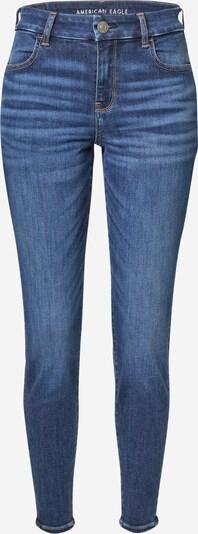 Jeans American Eagle di colore blu denim: Vista frontale