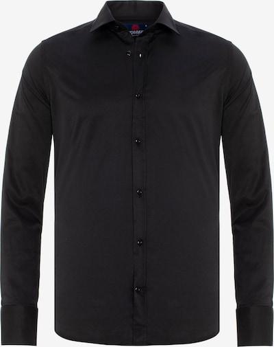 CIPO & BAXX Businesshemd 'HENSON' in schwarz, Produktansicht
