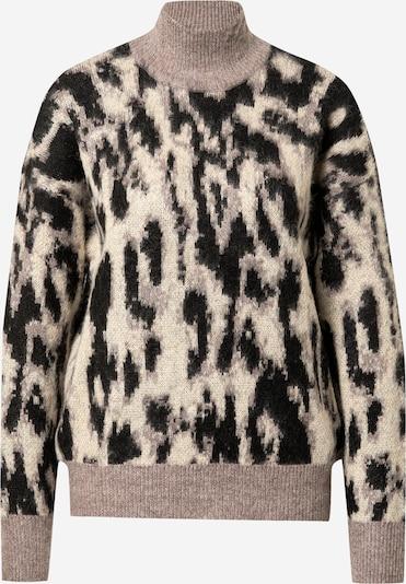 OBJECT Pullover in sand / grau, Produktansicht