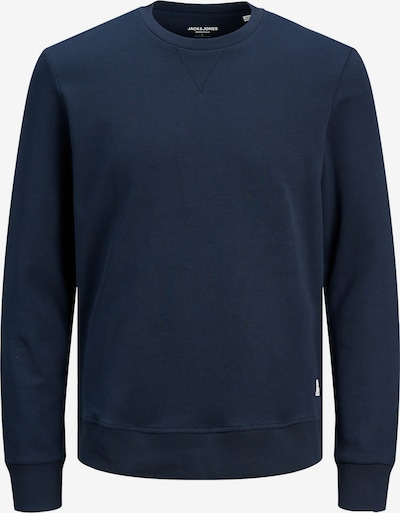 JACK & JONES Sweatshirt in navy, Produktansicht