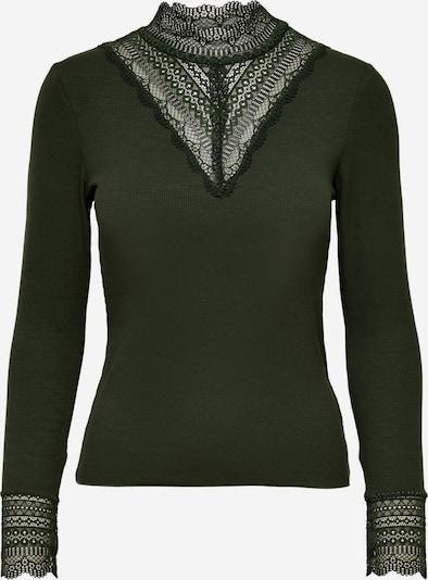 ONLY Shirt 'Tilde' in dunkelgrün, Produktansicht