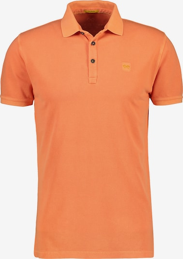 NEW IN TOWN Poloshirt Poloshirt in orange, Produktansicht