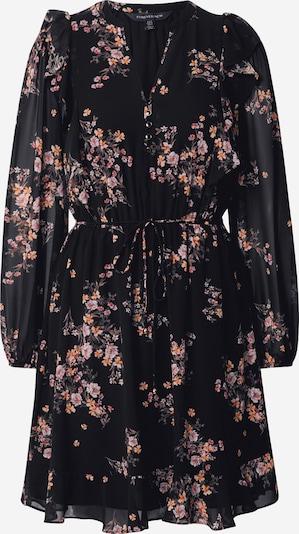 Forever New Robe-chemise en marron / orange pastel / rose / rose ancienne / noir, Vue avec produit