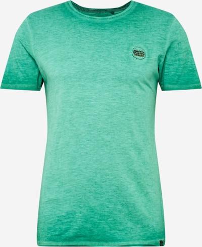 BLEND Camiseta en jade, Vista del producto