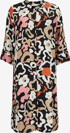 Masai Hemdkleid 'Nimes' in mischfarben / schwarz, Produktansicht