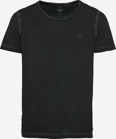 CAMEL ACTIVE Kurzarm T-Shirt in schwarz, Produktansicht