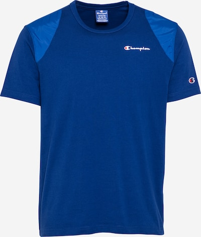 Champion Authentic Athletic Apparel Shirt in de kleur Navy / Wit, Productweergave