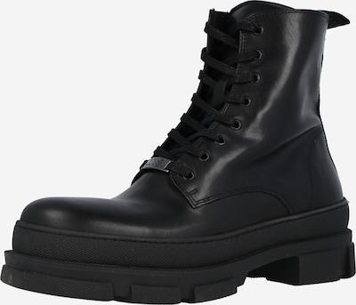 STEVE MADDEN Schnürstiefel 'WARRICK' in schwarz, Produktansicht
