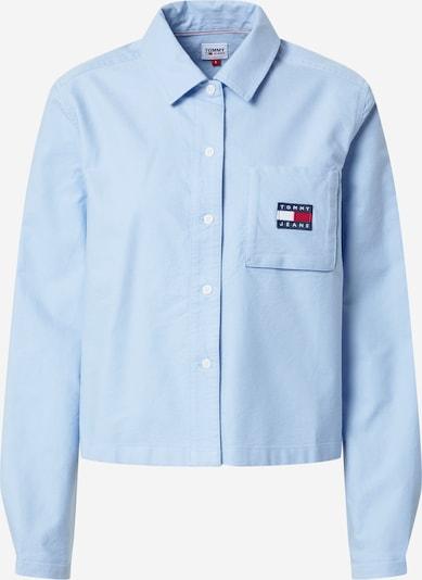 Tommy Jeans Chemisier en bleu clair, Vue avec produit
