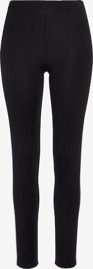 VIVANCE Leggings in schwarz / weiß, Produktansicht