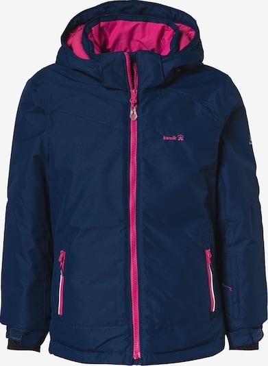 Geacă outdoor 'ARIA20' Kamik pe navy / roz, Vizualizare produs