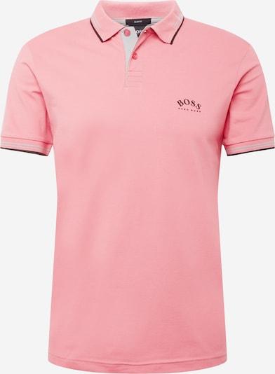 Tricou 'Paul' BOSS ATHLEISURE pe gri deschis / roz deschis / negru, Vizualizare produs