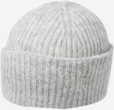 TOMMY HILFIGER Beanie 'Effortless' in Light grey, Item view