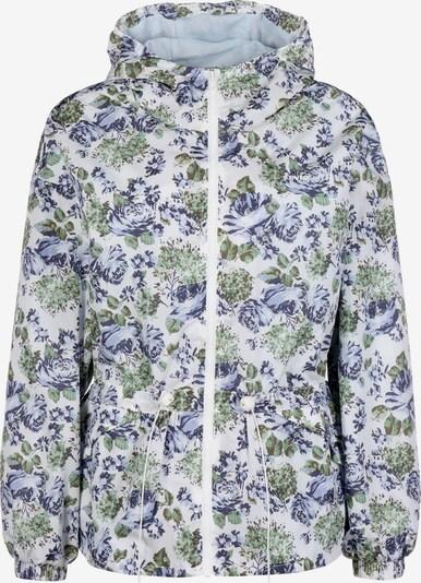 LEVI'S Jacke 'Mavis' in rauchblau / opal / dunkelblau / mint / weiß, Produktansicht