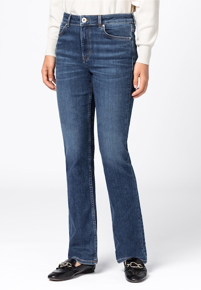 HALLHUBER Jeans in blue denim, Modelansicht