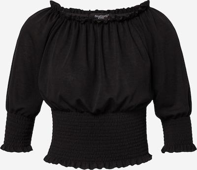 SISTERS POINT Shirt 'GABOR' in schwarz, Produktansicht