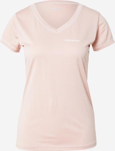 ICEPEAK Functioneel shirt 'BEASLEY' in de kleur Rosa, Productweergave