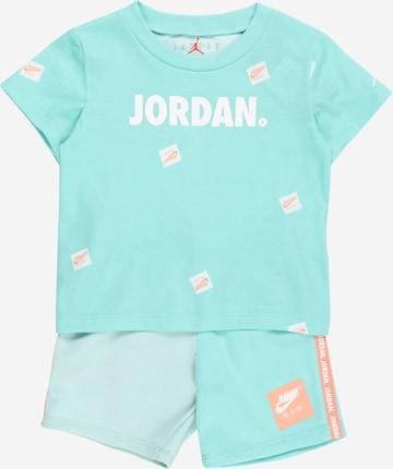 Jordan Set in Grün