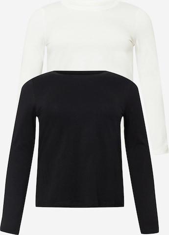 Vero Moda Curve - Camiseta 'PAULA' en beige