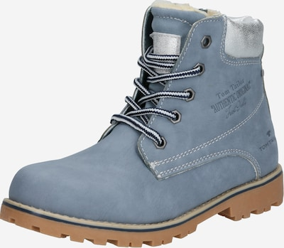TOM TAILOR Stiefel in blue denim, Produktansicht