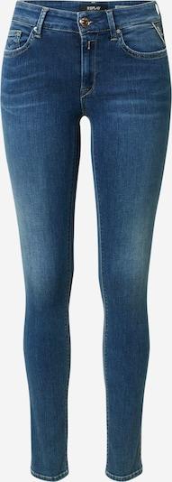 REPLAY Jeans 'NEW LUZ' in blue denim, Produktansicht