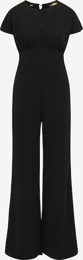 usha BLACK LABEL Jumpsuit in de kleur Zwart, Productweergave