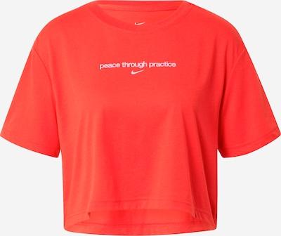 NIKE Koszulka funkcyjna w kolorze pastelowy róż / neonowa czerwieńm, Podgląd produktu