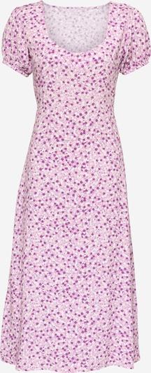 Cotton On Kleid in lila / pastelllila / weiß, Produktansicht