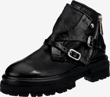 A.S.98 Boots 'A59209-0101' in Schwarz
