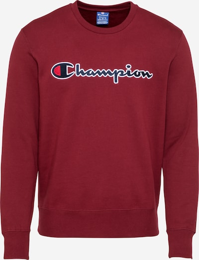 Champion Authentic Athletic Apparel Sweatshirt in kirschrot, Produktansicht