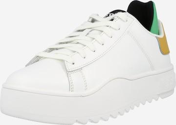 DIESEL Sneaker 'SHIKA' in Weiß