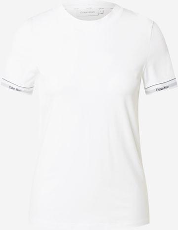 Calvin Klein Paita värissä valkoinen