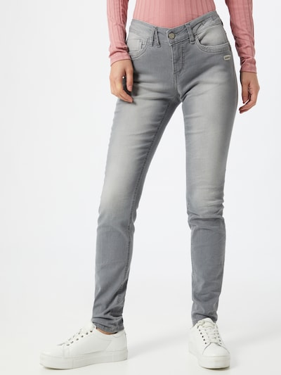 Gang Jeans 'GIOIA' in grey denim, Modelansicht