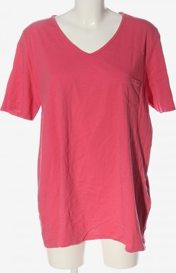 Ulla Popken T-Shirt in XXXL in pink, Produktansicht