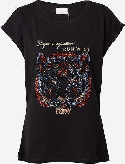 Kaffe T-Shirt 'Cristy' in schwarz, Produktansicht