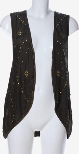 haute hippie Blusenjacke in L in gold / schwarz, Produktansicht