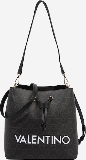Valentino Bags Pouch 'Liuto' in Taupe / Black / White, Item view