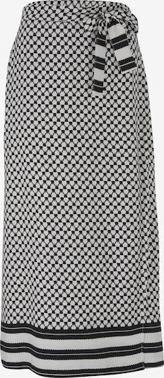 heine Rock in schwarz / weiß, Produktansicht