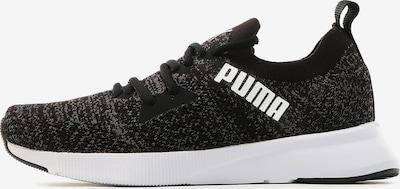 PUMA Chaussure de course en noir / blanc, Vue avec produit