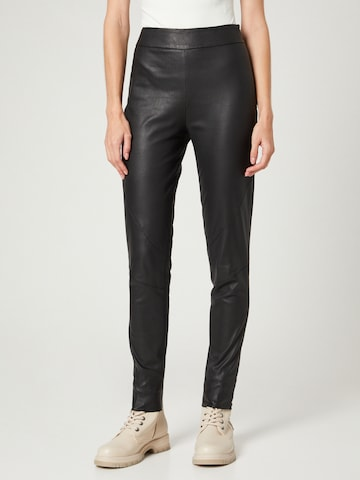 Guido Maria Kretschmer Collection Pants 'Lieven' in Black
