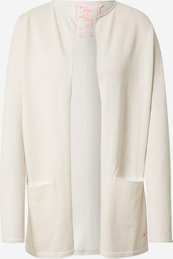 LIEBLINGSSTÜCK Cardigan 'Heja' en beige, Vue avec produit