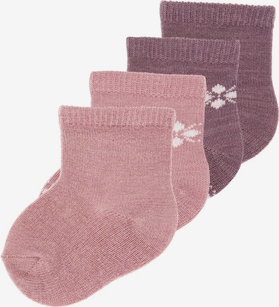 NAME IT Socken (4er-Pack) in mischfarben, Produktansicht