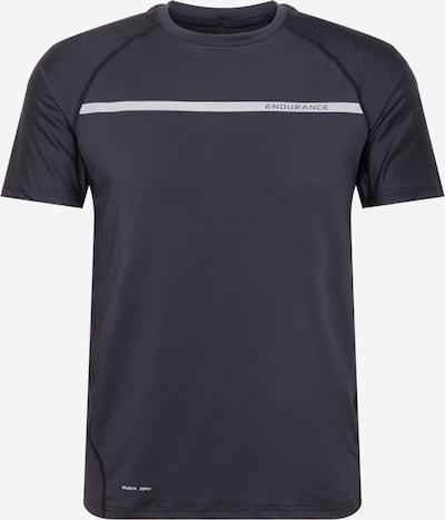 ENDURANCE Sportshirt 'Serzo' in schwarz / weiß, Produktansicht