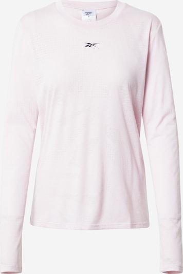 Reebok Sport Funktionshirt 'Burnout' in pastellpink / schwarz, Produktansicht