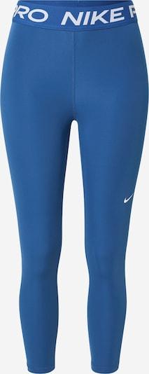NIKE Športové nohavice - nebesky modrá / biela, Produkt