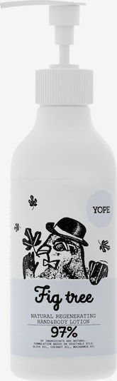 Yope Body Lotion 'Fig Tree' in White, Item view