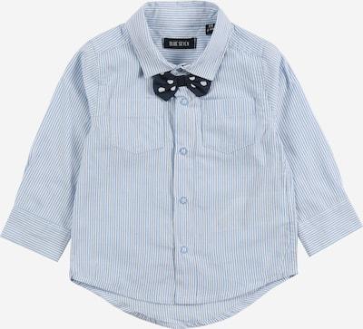 BLUE SEVEN Hemd in hellblau / weiß, Produktansicht