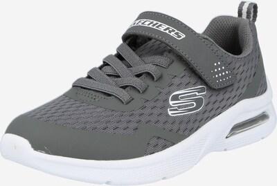 SKECHERS Zapatillas deportivas 'MICROSPEC MAX - TORVIX' en gris oscuro / blanco, Vista del producto
