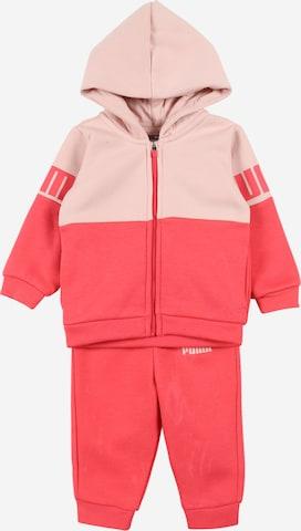 PUMA Jooksudress 'Minicats', värv punane